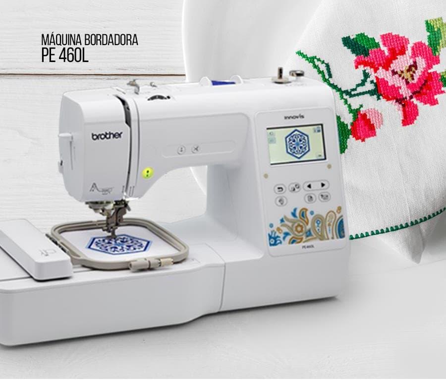 Maquinas de Costura y Bordado